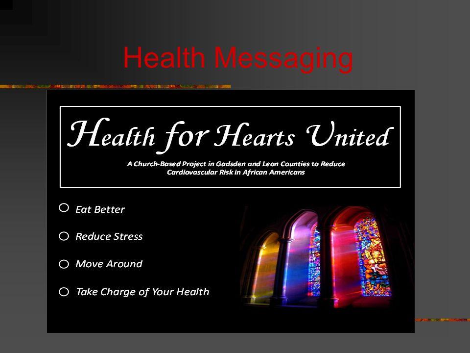 Health Messaging