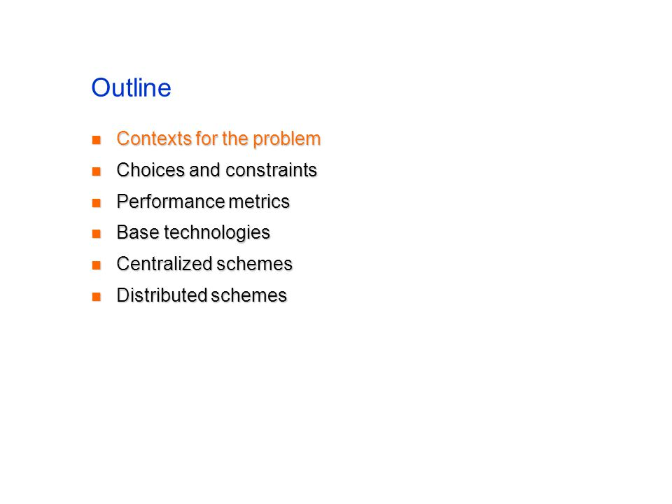 How to solve the collision problem Two solutions Two solutions p-persistent: on idle, transmit with probability p: p-persistent: on idle, transmit with probability p:  hard to choose p  if p small, then wasted time  if p  if p large, more collisions exponential backoff exponential backoff  on collision, choose timeout randomly from doubled range  backoff range adapts to number of contending stations  no need to choose p  need to detect collisions: collision detect circuit => CSMA/CD