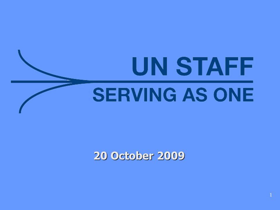 1 20 October 2009