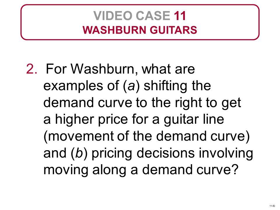VIDEO CASE 11 WASHBURN GUITARS 2.