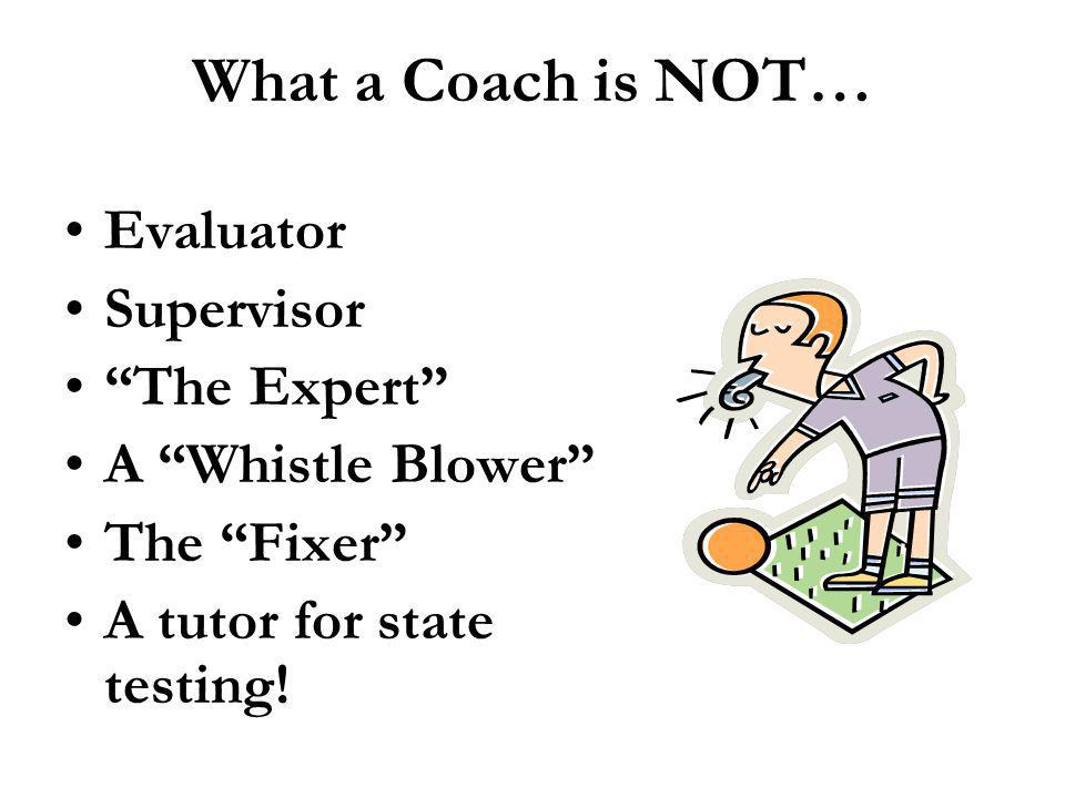 What We Know About Successfully Implementing Coaching