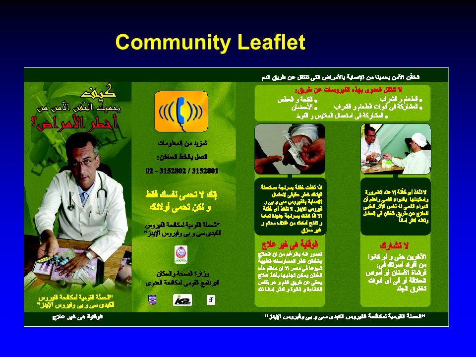 Community Leaflet