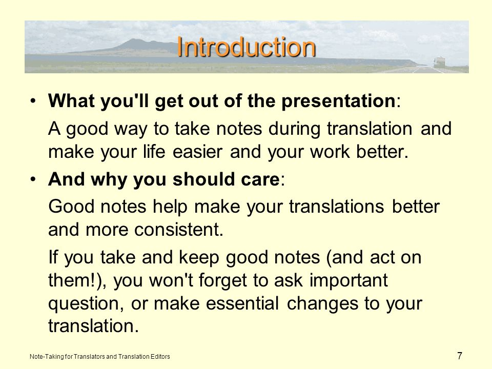 8 The Problem Our memory is unreliable - if we don t write something down, we probably won t remember it.