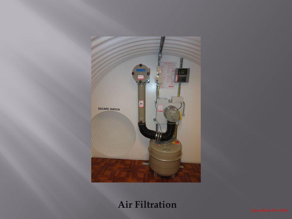 Air Filtration Space Bar for Next Slide