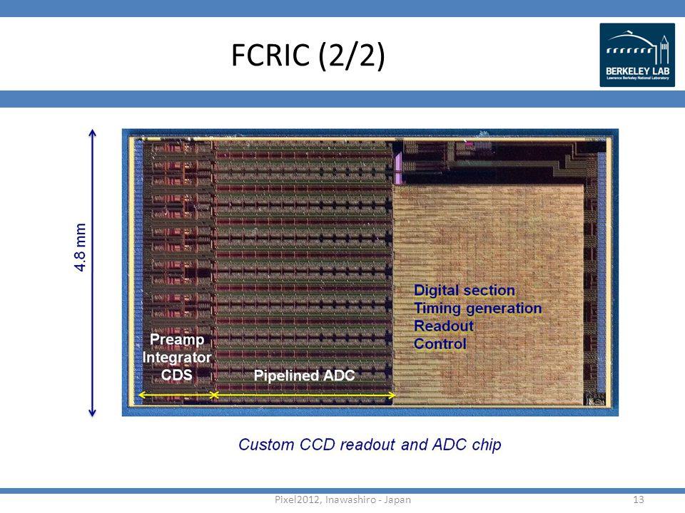 FCRIC (2/2) 13Pixel2012, Inawashiro - Japan