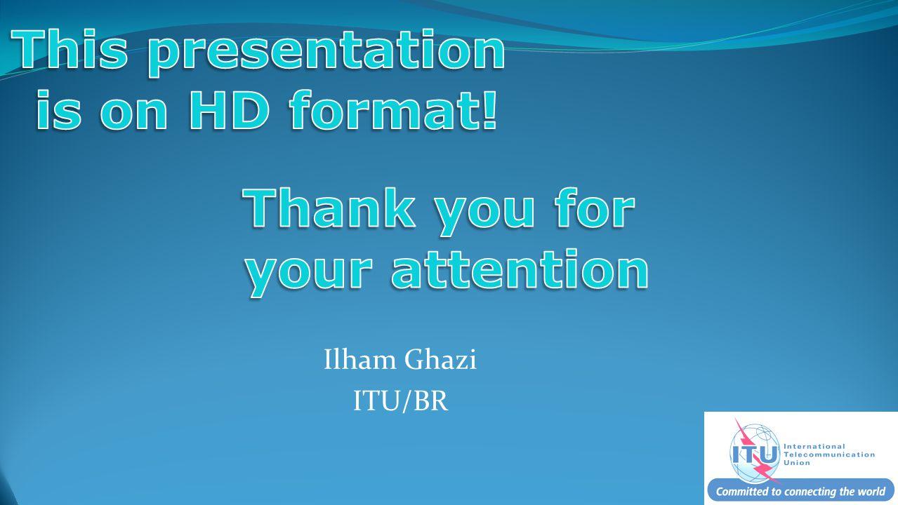 Ilham Ghazi ITU/BR