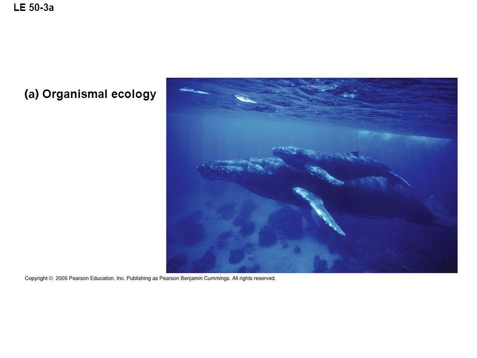 LE 50-3b Population ecology