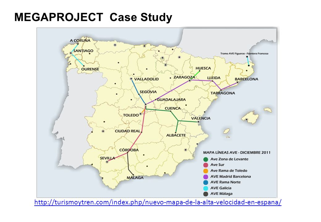 ADVANTAGES OF THE LINE [51] This line allows communication between the two most densely populated urban areas of Spain (Madrid and Barcelona) and Zaragoza and other cities such as Guadalajara, Calatayud, Lleida and Tarragona.