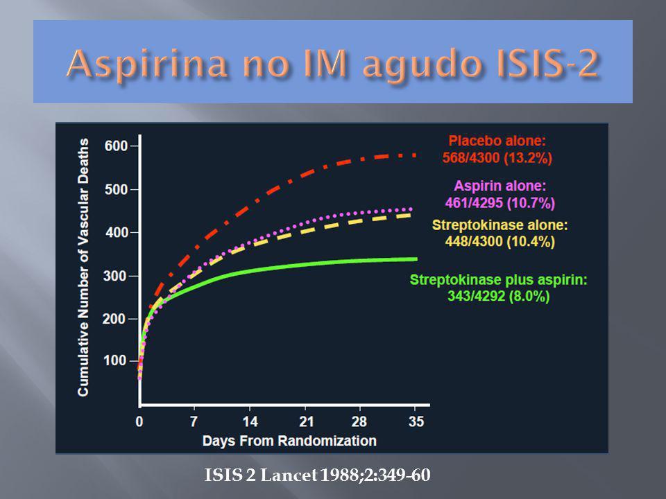 ISIS 2 Lancet 1988;2:349-60