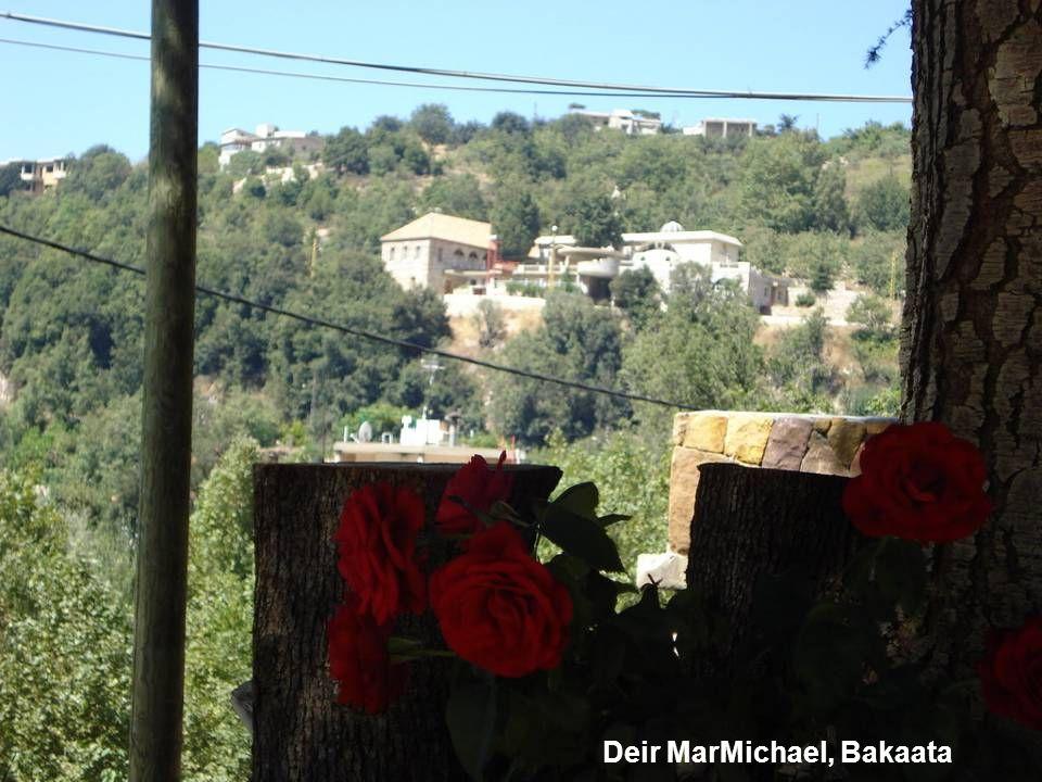 Deir MarMichael, Bakaata