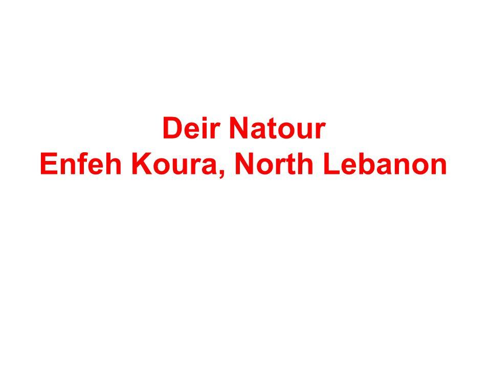 Deir Natour Enfeh Koura, North Lebanon