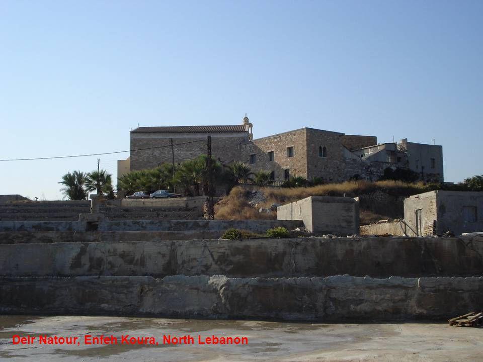 Deir Natour, Enfeh Koura, North Lebanon