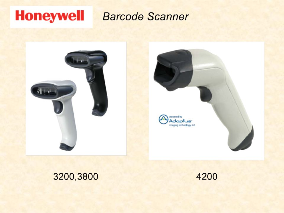 Barcode Scanner 3200,38004200