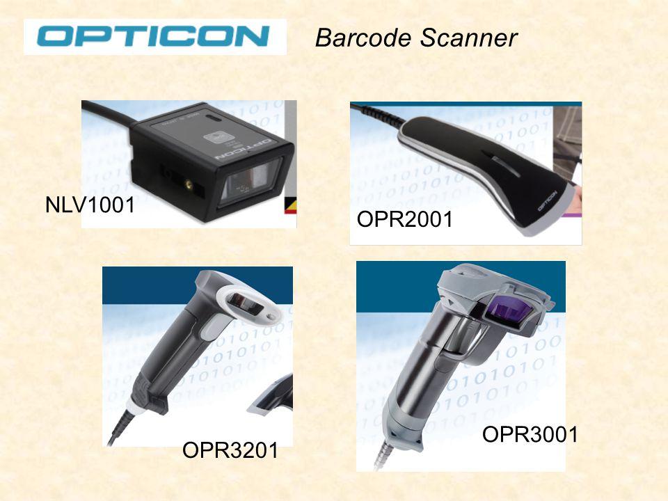 Barcode Scanner NLV1001 OPR3201 OPR2001 OPR3001