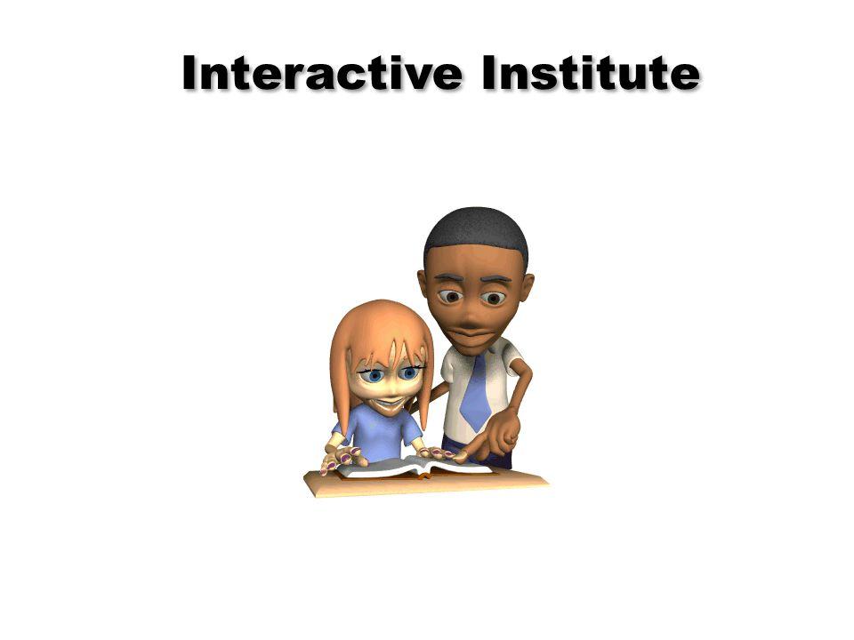 Interactive Institute