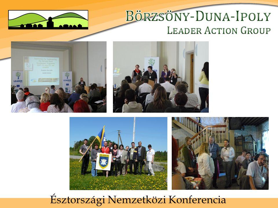 Észtországi Nemzetközi Konferencia
