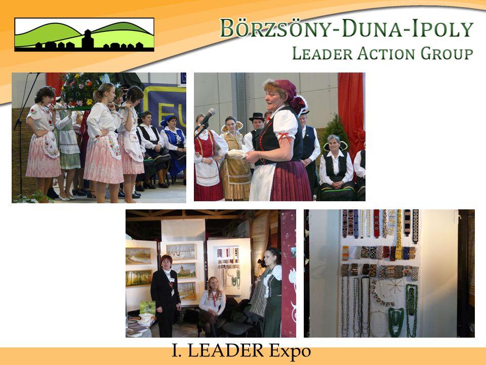 I. LEADER Expo