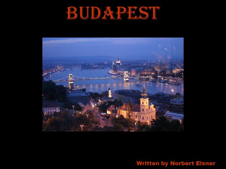 Written by Norbert Elsner Budapest