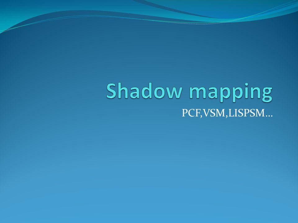 PCF,VSM,LISPSM…