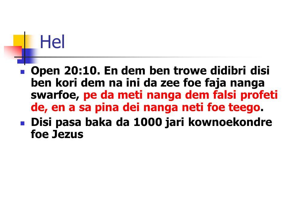 Hel Open 20:10.