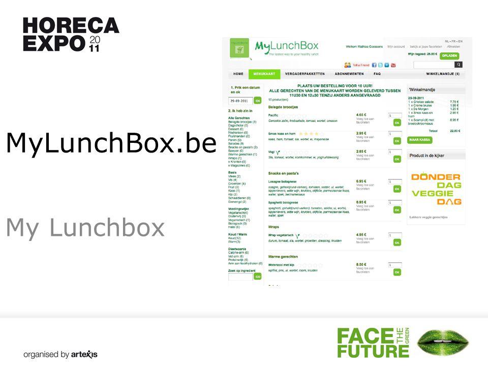 MyLunchBox.be My Lunchbox