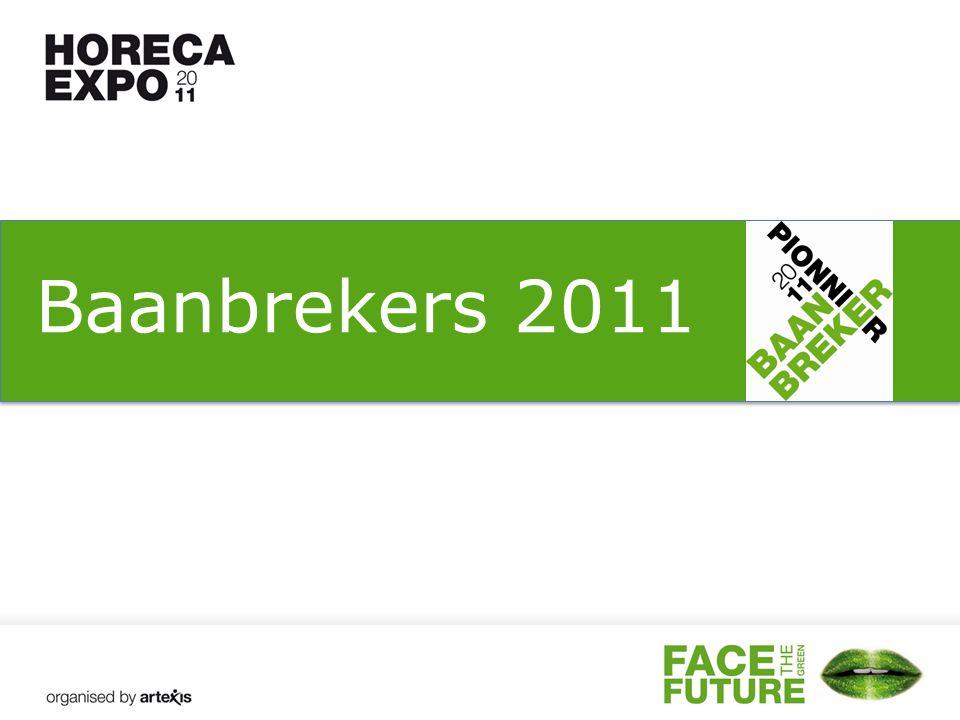 Baanbrekers 2011