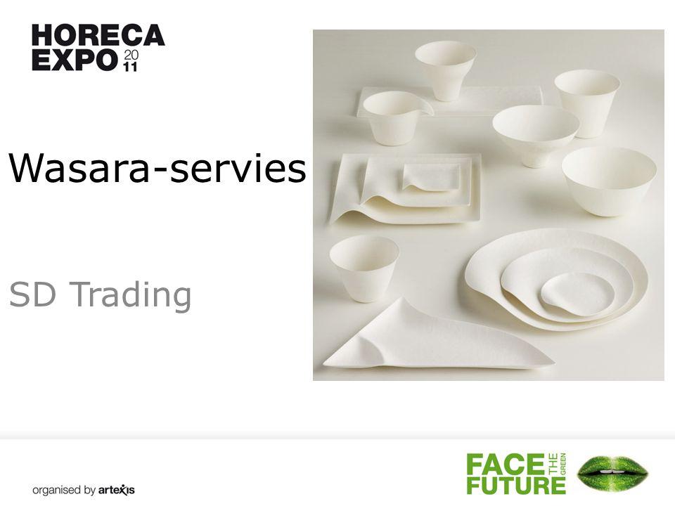 Wasara-servies SD Trading