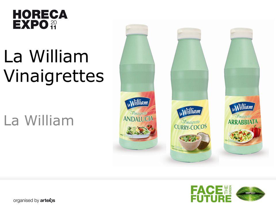 La William Vinaigrettes La William
