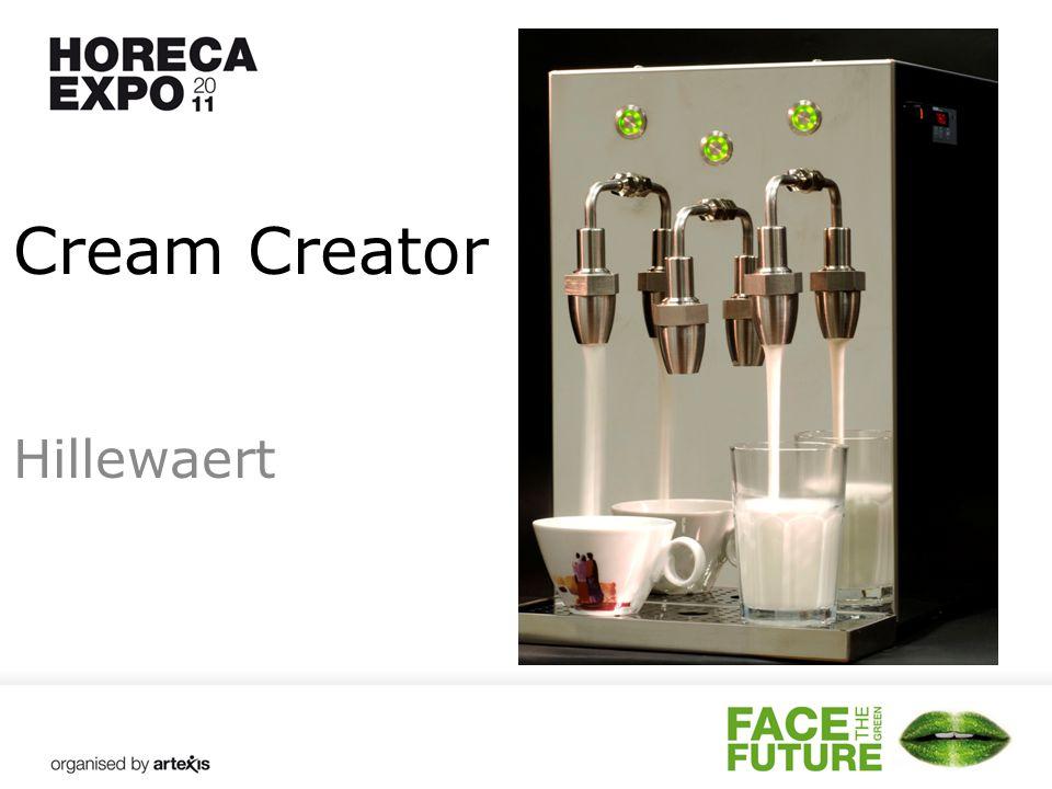 Cream Creator Hillewaert