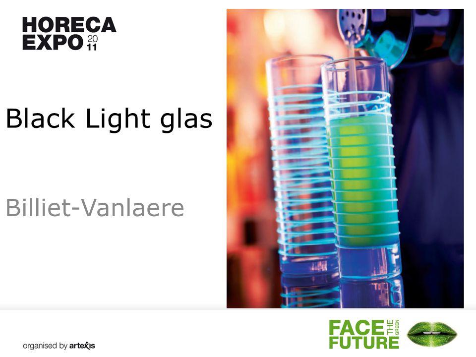 Black Light glas Billiet-Vanlaere