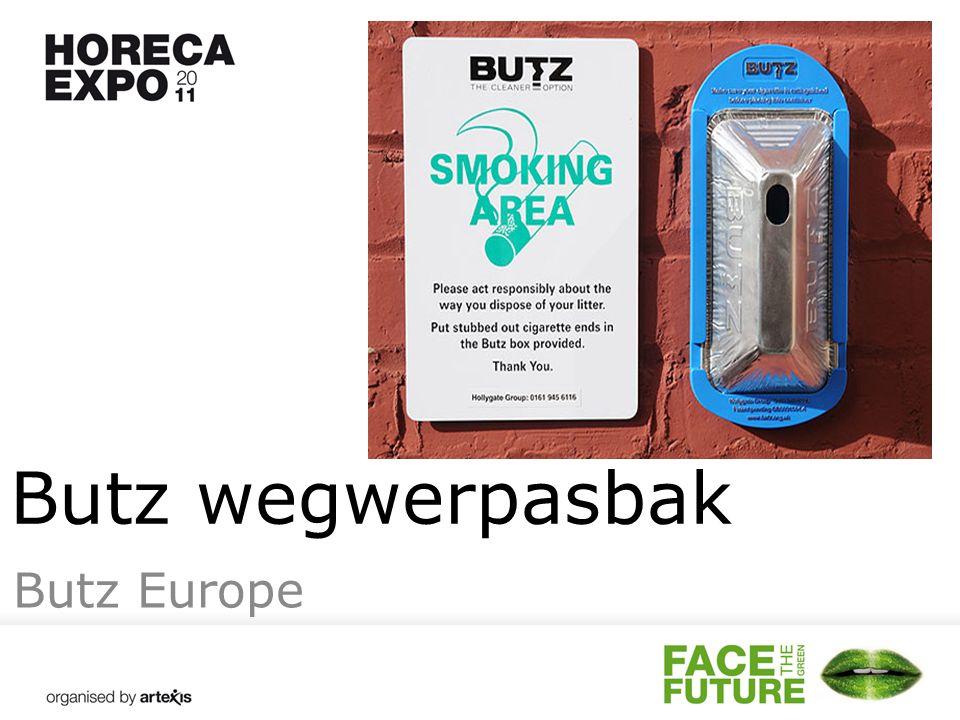 Butz wegwerpasbak Butz Europe