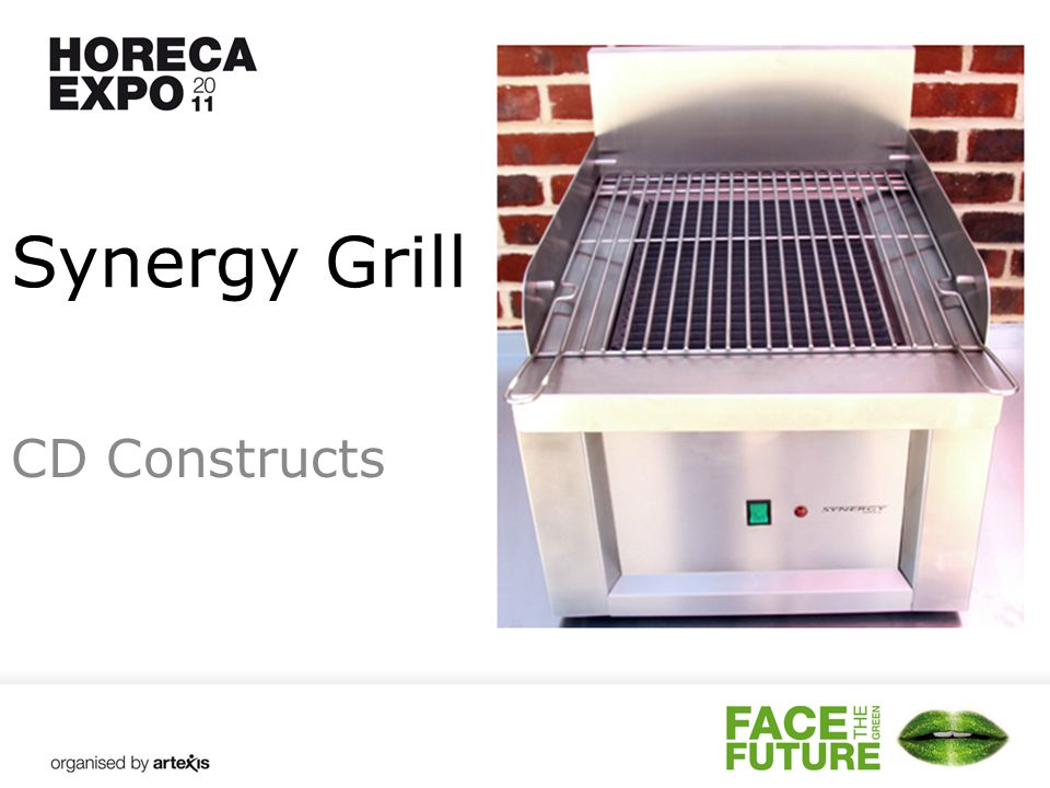 Synergy Grill CD Constructs
