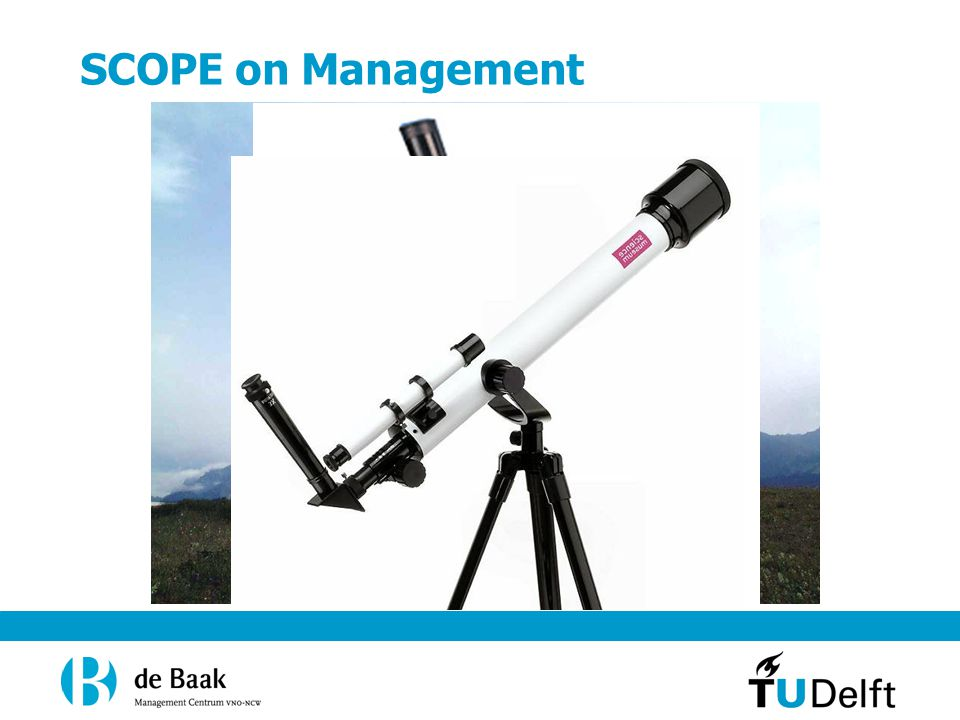 SCOPE on Management