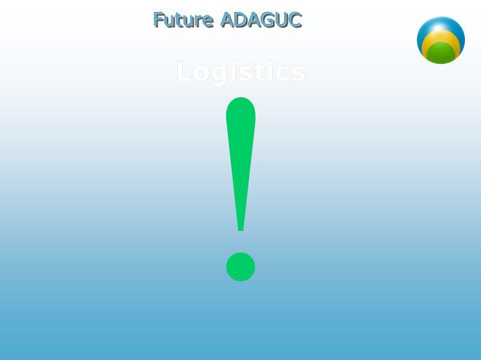 Logistics Future ADAGUC !