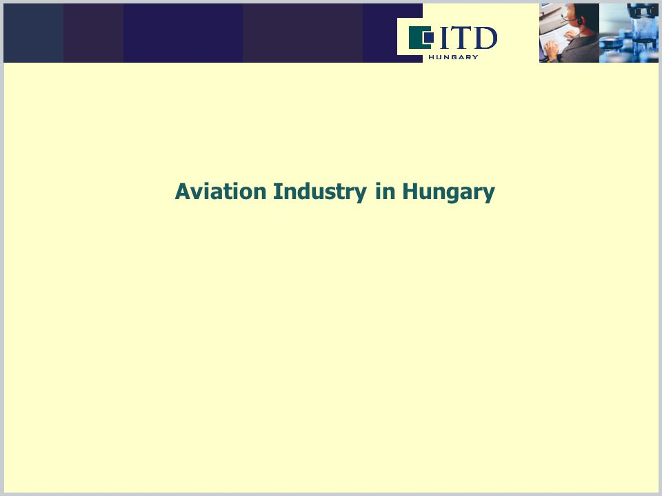 Aviation Industry in Hungary