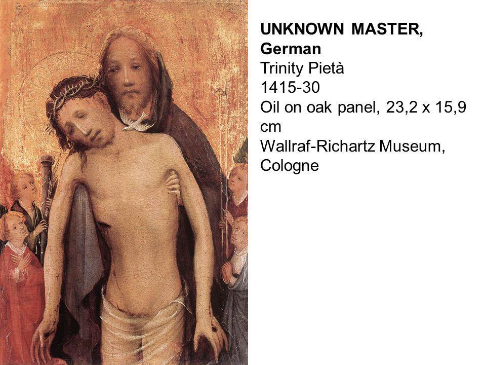 UNKNOWN MASTER, Hungarian Holy Trinity c.