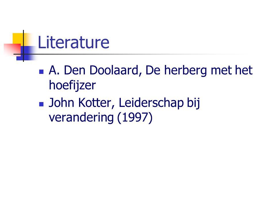 Literature A.