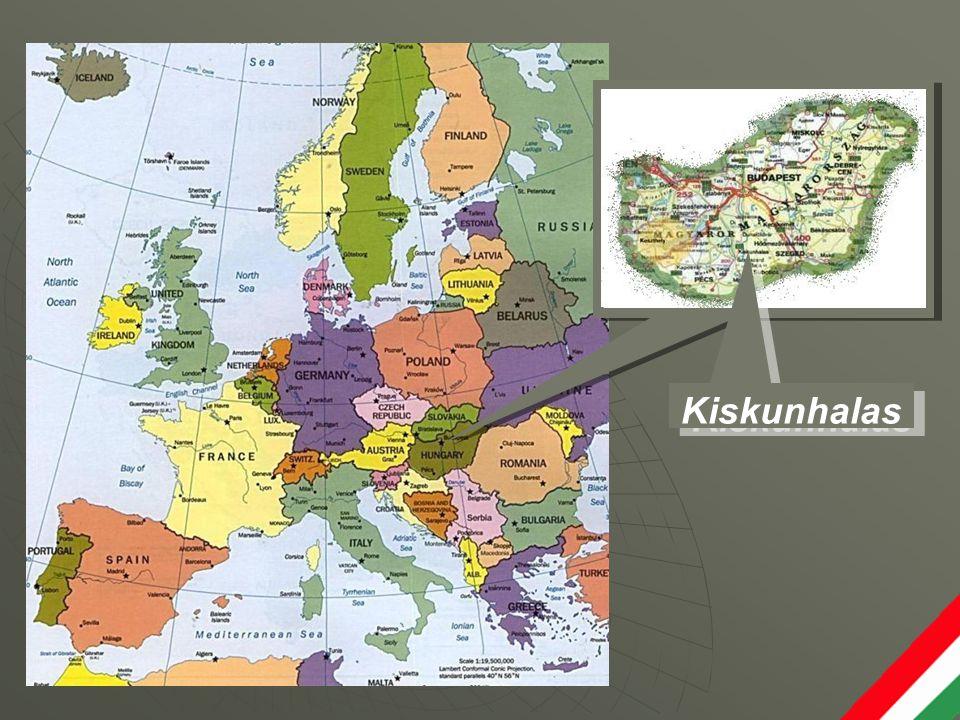 HUNGARY Kiskunhalas