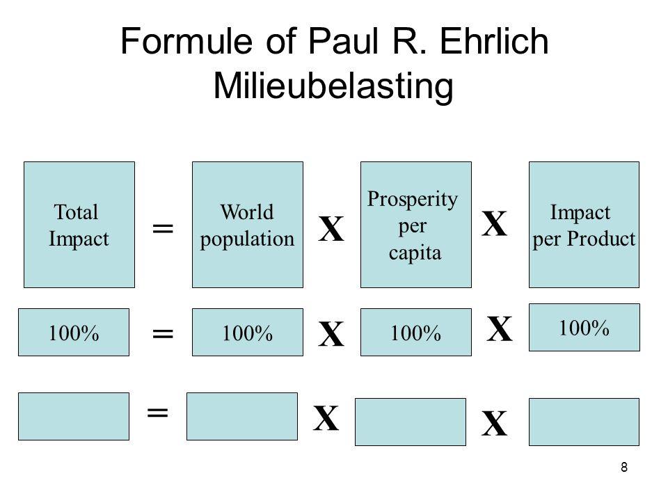 8 Formule of Paul R.
