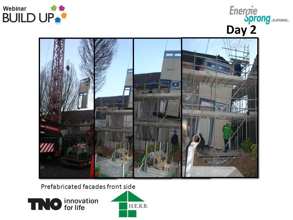 Webinar Day 2 Prefabricated facades front side