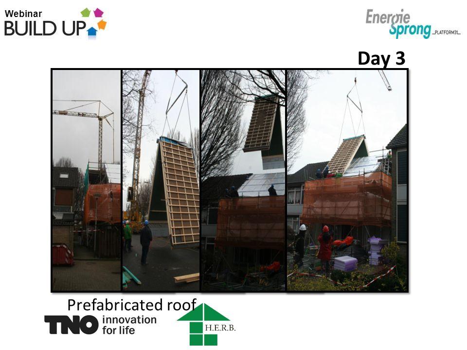 Webinar Prefabricated roof Day 3