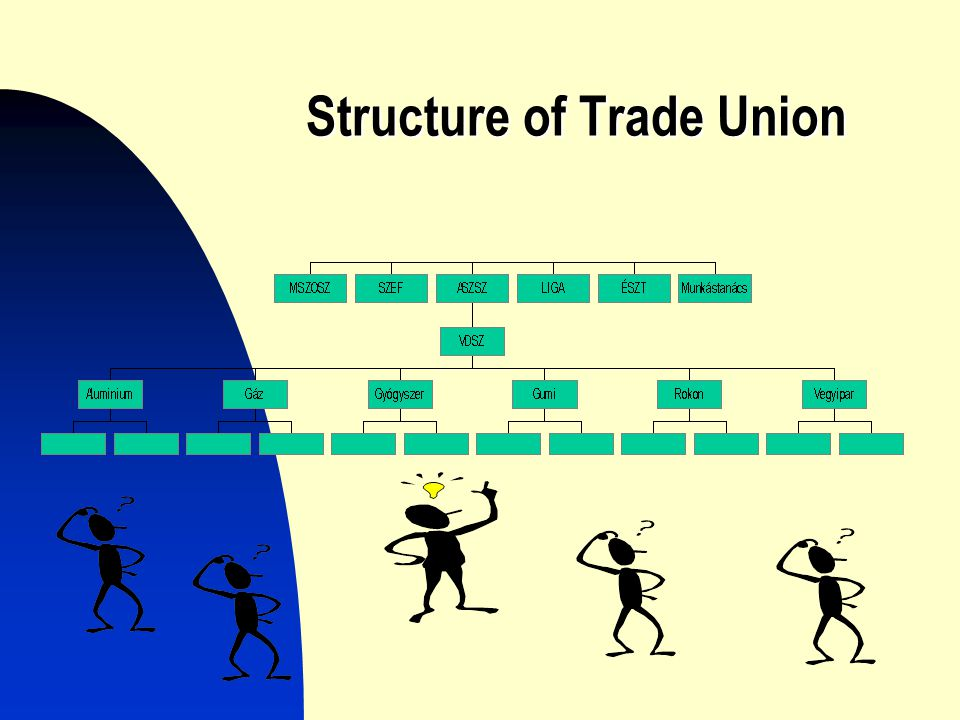 Structure of Trade Union