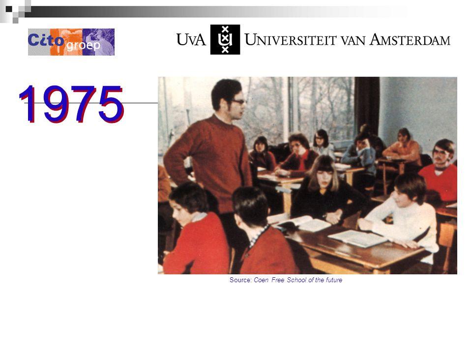 2002 Source: Coen Free School of the future