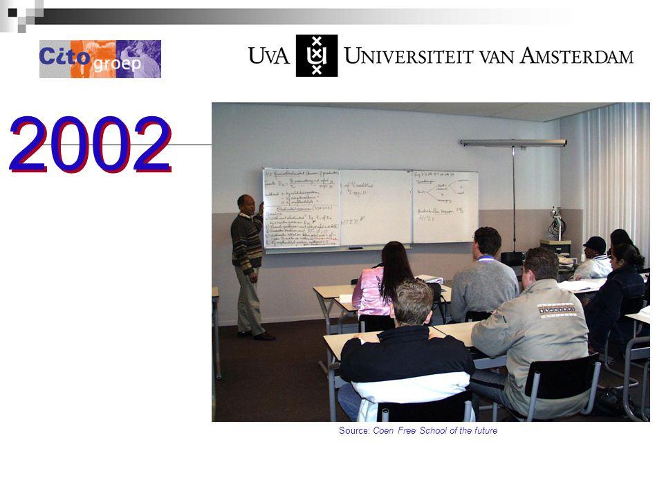ICT Exam subjects 2003-2006 Vwo Physics (s) biology (i,s) Math A 12 (s) Math A1 (s) Havo Physics (s) Biology (i,s) Geography (i,s) Economy 1 (i,s)