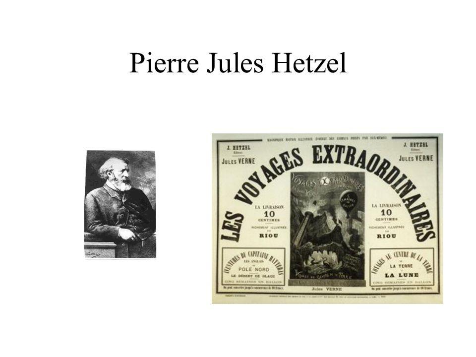 Pierre Jules Hetzel