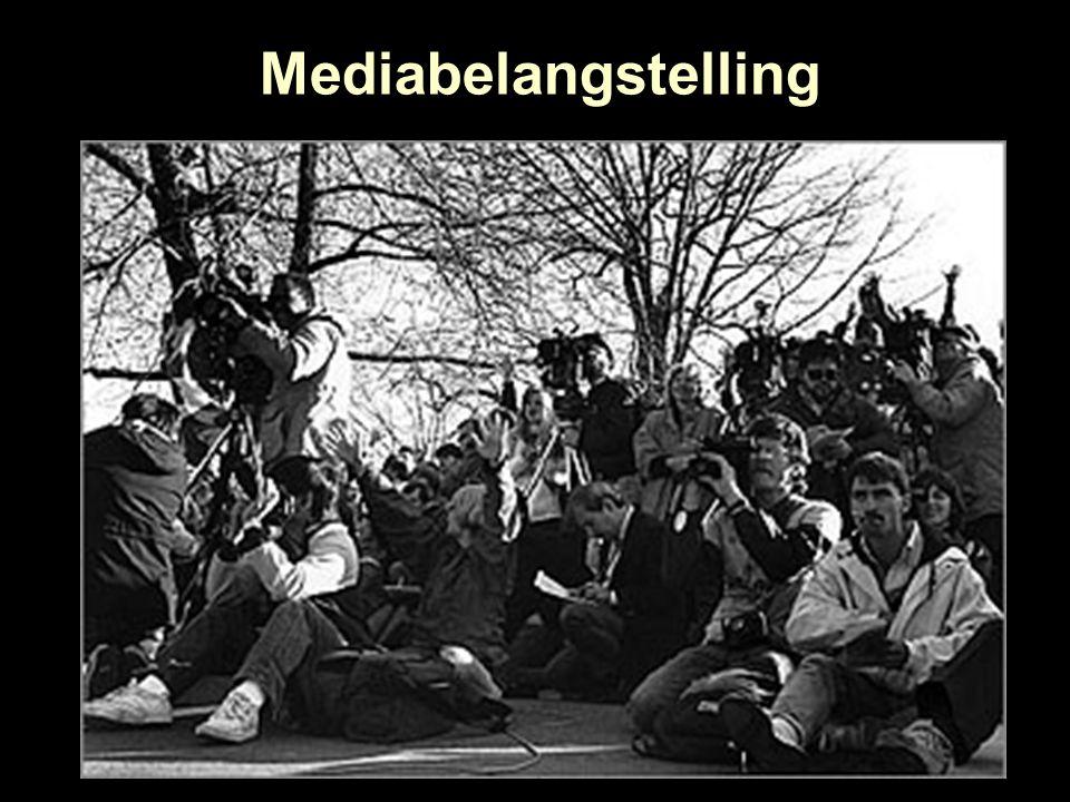 Mediabelangstelling