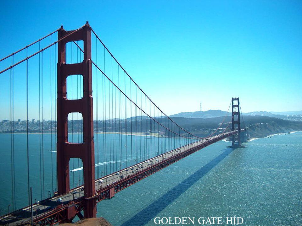 KALIFORNIA - SAN FRANCISCO