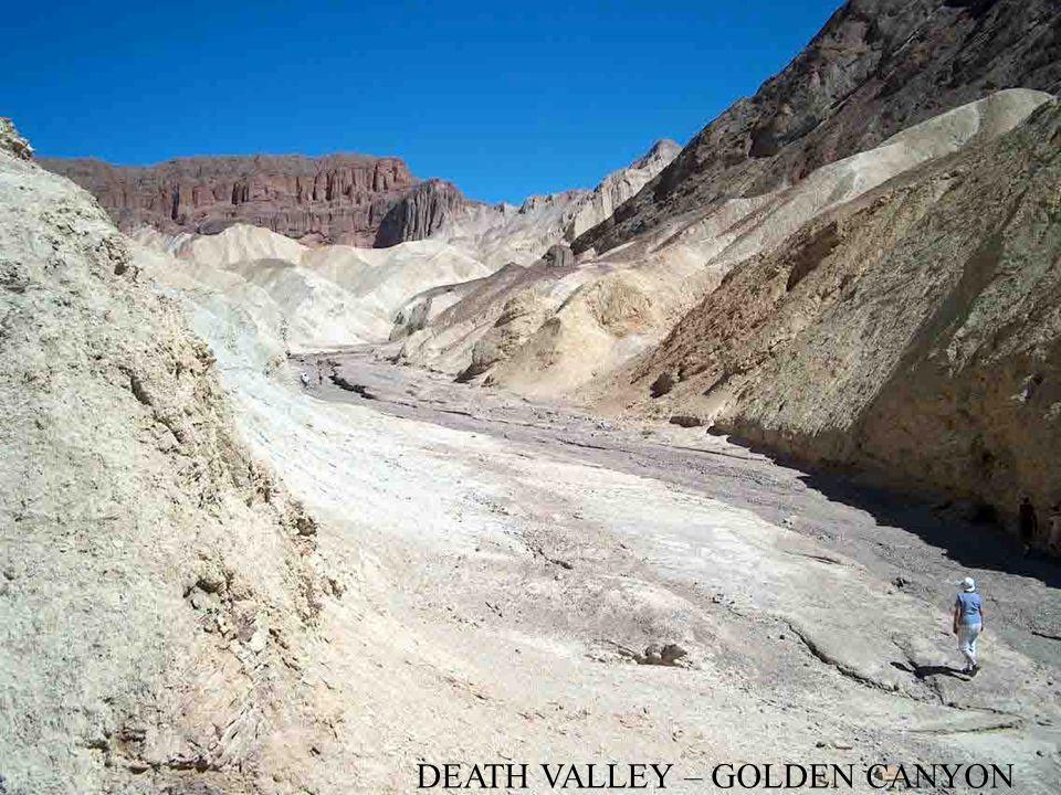DEATH VALLEY N.P. - California