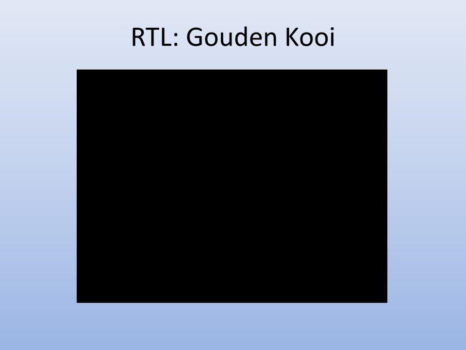 RTL: Gouden Kooi