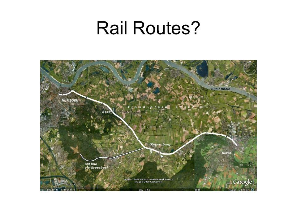 Rail Routes